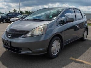 2011 Honda Fit LX 4dr FWD 5-Door Hatchback