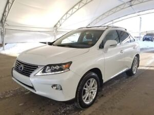 2014 Lexus RX 450h Technology Package