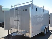 CARGO & UTILITY TRAILERS IN STOCK AND READY TO GO