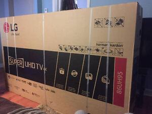 TÉLÉVISION LG SMART TV 86 POUCES SUPER UHD 4K NEUVE 2016 6999$