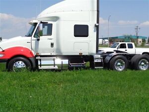 2012 International ProStar +122, Used Sleeper Tractor Regina Regina Area image 6