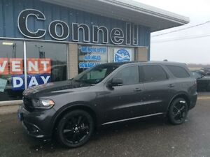 2015 Dodge Durango R/T DVD LOADED NAV ROOF