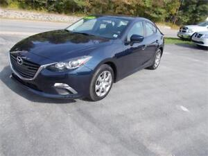 2014 Mazda Mazda3 GX-SKY LOADED  REDUCED $1000 NOW $10998