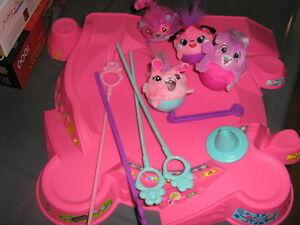 variétes de jouets