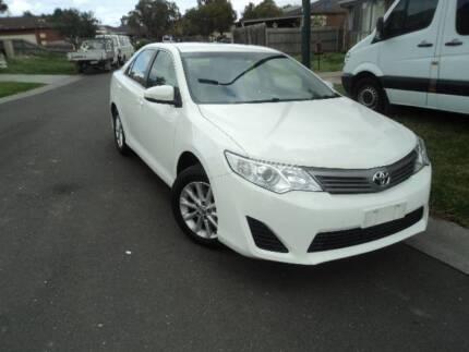 2012 Toyota Camry Sedan,AUTO,REG 1 YEAR,RWC, like new car Roxburgh Park Hume Area Preview