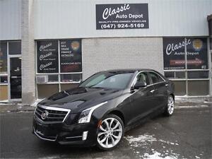 2013 Cadillac ATS Performance 3.6 ***CERTIFIED**NAV**CAM**