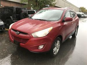 2011 Hyundai Tucson GLS, AWD, LEATHER, VERY CLEAN, NO ACCIDENT