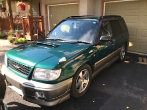 1997 Subaru Forester - Right Hand Drive