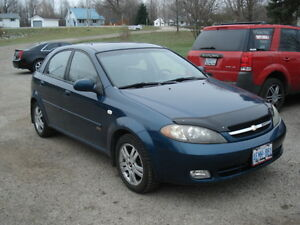 2007 Chevrolet Optra 5 - LT - Low Low Kms
