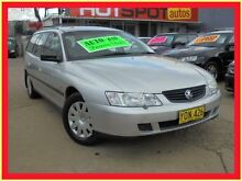 2003 Holden Commodore VY Executive Silver 4 Speed Automatic Wagon Holroyd Parramatta Area Preview