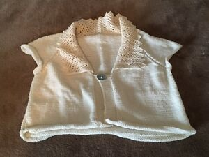 Woman's Handknit Tops