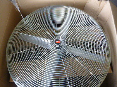 0431 New Dayton - Air Circulator Fan 36 115230v 12500 Cfm - 1vch3
