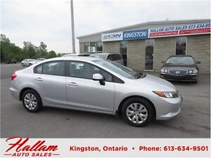 2012 Honda Civic Sdn LX Guaranteed Financing ..