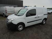 Renault Kangoo Ml19dci 90 Extra Van DIESEL MANUAL WHITE (2014)