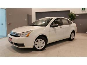 2010 Ford Focus SE-AUTOMATIC-FULL OPTIONS