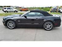 2014 Ford Mustang GT Convertible Nav/Leather/Auto/Premium Packag