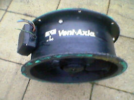 Industrial Kitchen Extraction Fan Vent Axia
