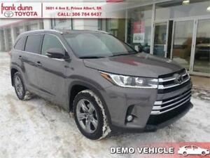 2018 Toyota Highlander Limited *Dealer Demo*