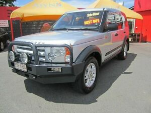 2006 Land Rover Discovery 3 S Series My07 Silver 6 Speed Auto Active Select Wagon Capalaba Brisbane South East Preview