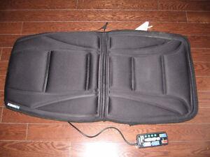 HOMEDICS BACK CHARGER 4 MOTOR MASSAGE SYSTEM