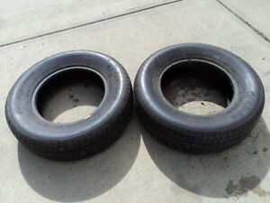 2 Fuzion All Season Tires for Ford Windstar 215/70/15