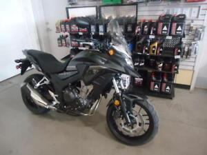 Honda CB 500X usager 2018
