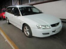 2006 Holden Commodore VZ MY06 Upgrade Acclaim White 4 Speed Automatic Wagon Moorabbin Kingston Area Preview