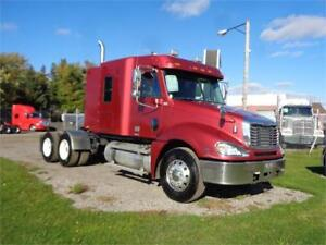 2005 FREIGHTLINER COLUMBIA, RECENT MAJOR ENGINE UPGRADES