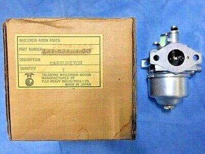 Brand New Wisconsin Carburetor--part 227-62404-00