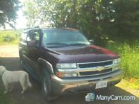 2000 Chevrolet Suburban SUV, Certified! Trade for motorhome