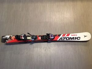 Atomic boots / Technical Race Skiis