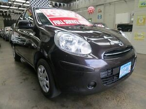 2014 Nissan Micra K13 MY13 ST 5 Speed Manual Hatchback Mordialloc Kingston Area Preview