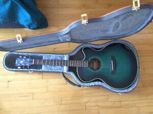 Guitare Yamaha Compass Series CPX5S-TMB + Etui