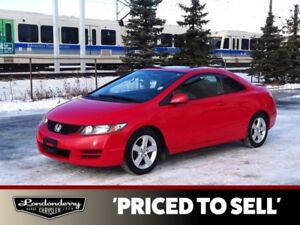 2011 Honda Civic Cpe SE COUPE Sunroof,  Bluetooth,  A/C,