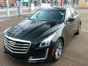 2016 Cadillac CTS AWD BLACK ON BLACK FINANCE AVAILABLE
