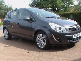 VAUXHALL CORSA 1.2 SE 5 DR TECHNICAL GREY SUPPLIED BY US 1 YR MOT CLICK ON VIDEO LINK FOR MORE INFO