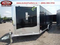 2018 8.5X20 NEO CAR HAULER - ALL ALUMINUM, DRIVE IN / OUT! London Ontario Preview