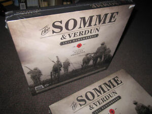 The Somme & Verdun - 1916 Remembered - Hardcover, NEW