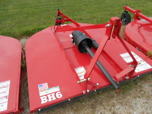 BUSH HOG MOWER BH54414