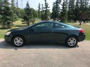 2006 Pontiac G6 GTP GOOD CONDITION, LOW KM AND SPORTY!