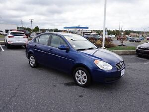 2009 Hyundai Accent is for sale