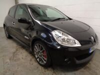 RENAULT CLIO 197 F1 EDITION , 2007 **FINANCE AVAILABLE ** LOW MILES + HISTORY ** YEARS MOT, WARRANTY