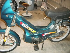 Tomos Targa Moped, No Ownership, BUT IT RUNS! $300 OBO