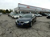 2007 VW PASSAT FULLY LOADED,LEATHER,SUNROOF,3 YEARS P-T-WARRANTY