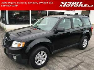 2010 Mazda Tribute 4WD! New Tires & Brakes! Rust Proofed!