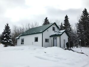 5 Acres, 12km North of Meadow Lake