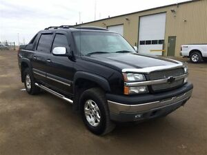 2005 Chevrolet Avalanche Pickup Truck