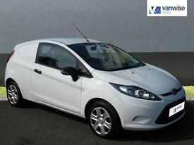 2011 Ford Fiesta 1.4 TDCI Diesel white Manual