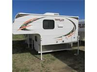 2016 Travel Lite 625 Super Lite Truck Camper