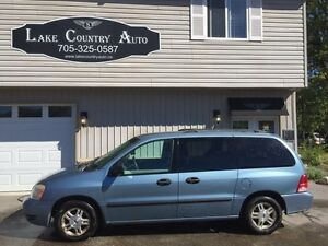 2007 Ford Freestar SE-7 passenger, AC, Power Windows, Cruise!